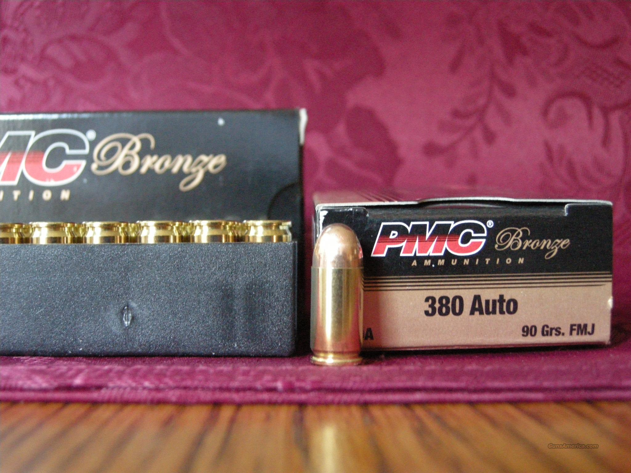 PMC Bronze ammunition  Non-Guns > Ammunition