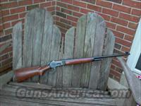 BROWNING MODEL 71  Guns > Rifles > Browning Rifles > Lever Action