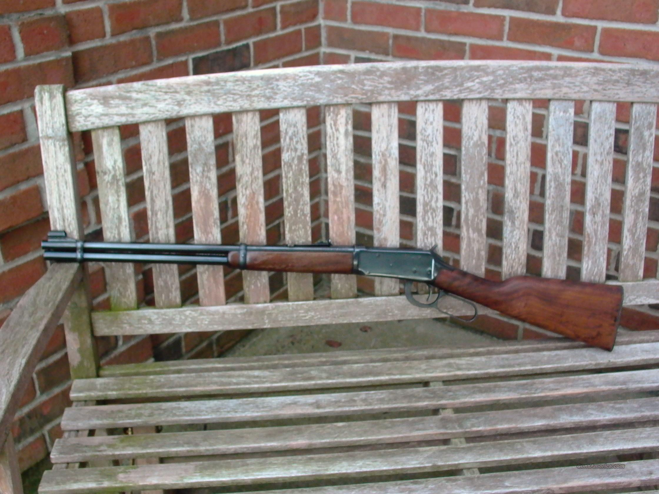 Winchester 94 made in 1962 30-30  Guns > Rifles > Winchester Rifles - Modern Lever > Model 94 > Pre-64
