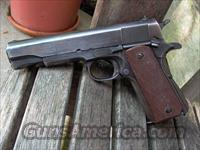UNION SWITCH SIGNAL 1911A1  Guns > Pistols > Colt Automatic Pistols (1911 & Var)