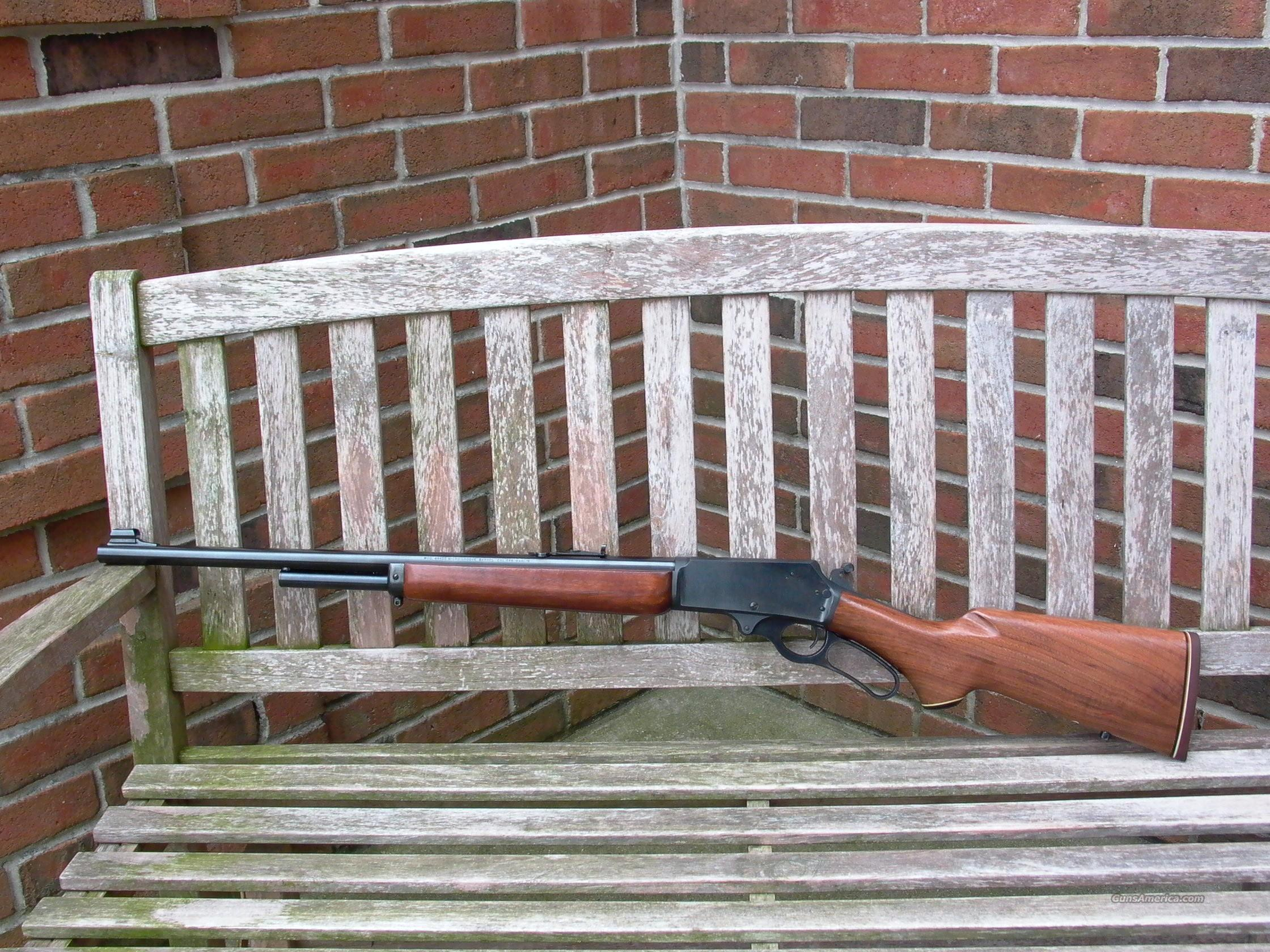 MARLIN 444 SS  MICRO GROOVE  Guns > Rifles > Marlin Rifles > Modern > Lever Action
