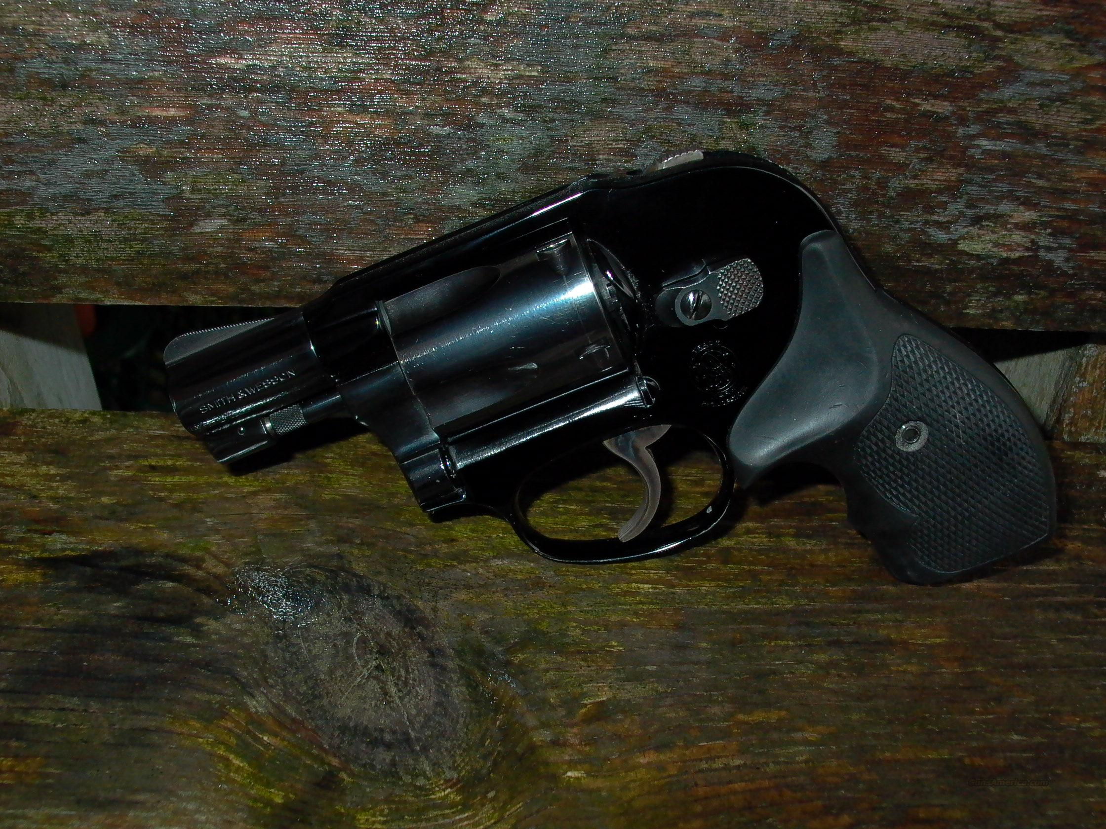 S&W MODEL 38 AIRWEIGHT SHROUDED HAMMER  Guns > Pistols > Smith & Wesson Revolvers > Pocket Pistols