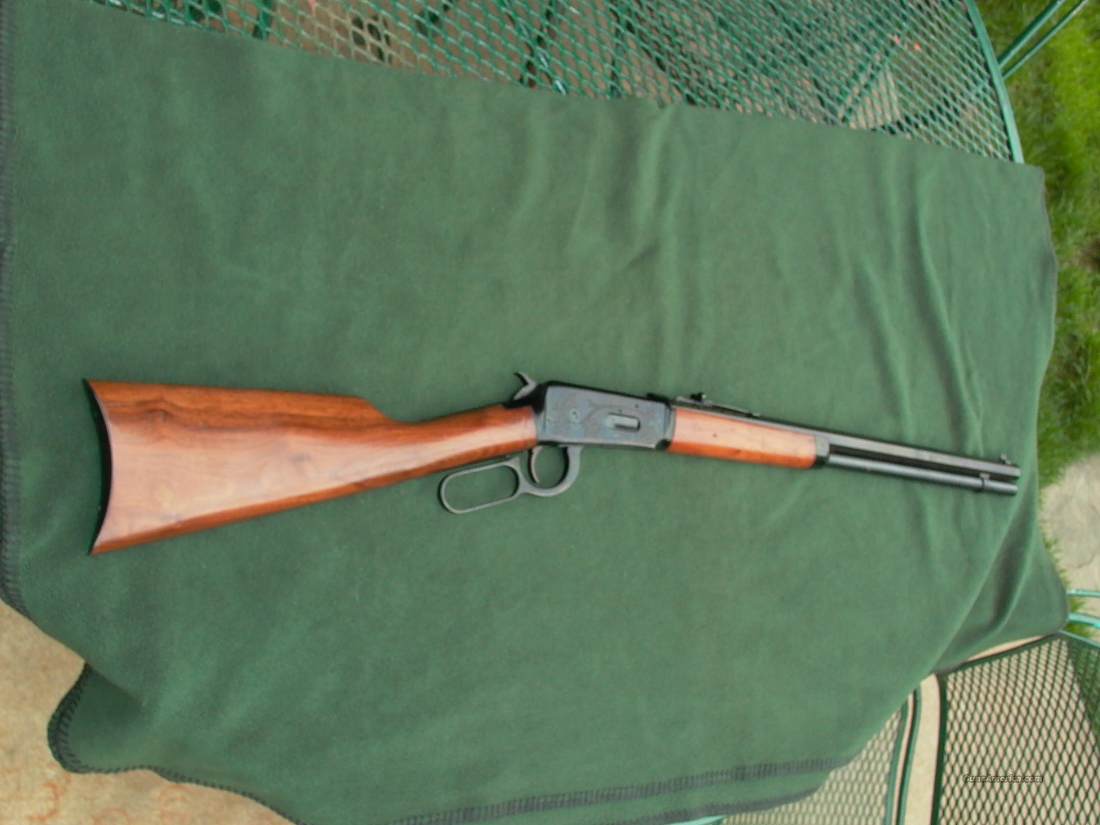 WINCHESTER CANADIAN CENTENNIAL CARBINE  Guns > Rifles > Winchester Rifle Commemoratives