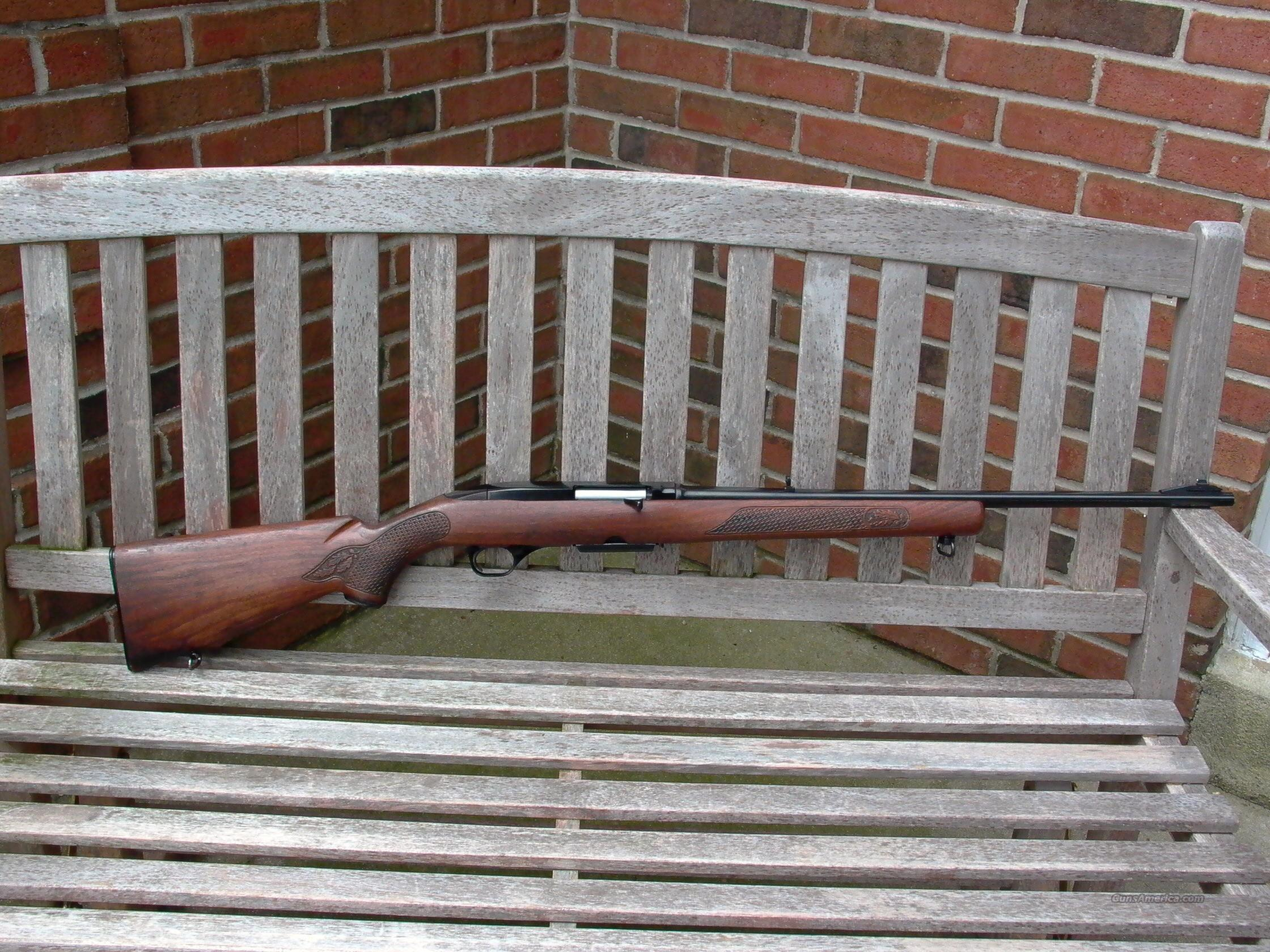MODEL 100 .308 CALIBER  Guns > Rifles > Winchester Rifles - Modern Bolt/Auto/Single > Autoloaders