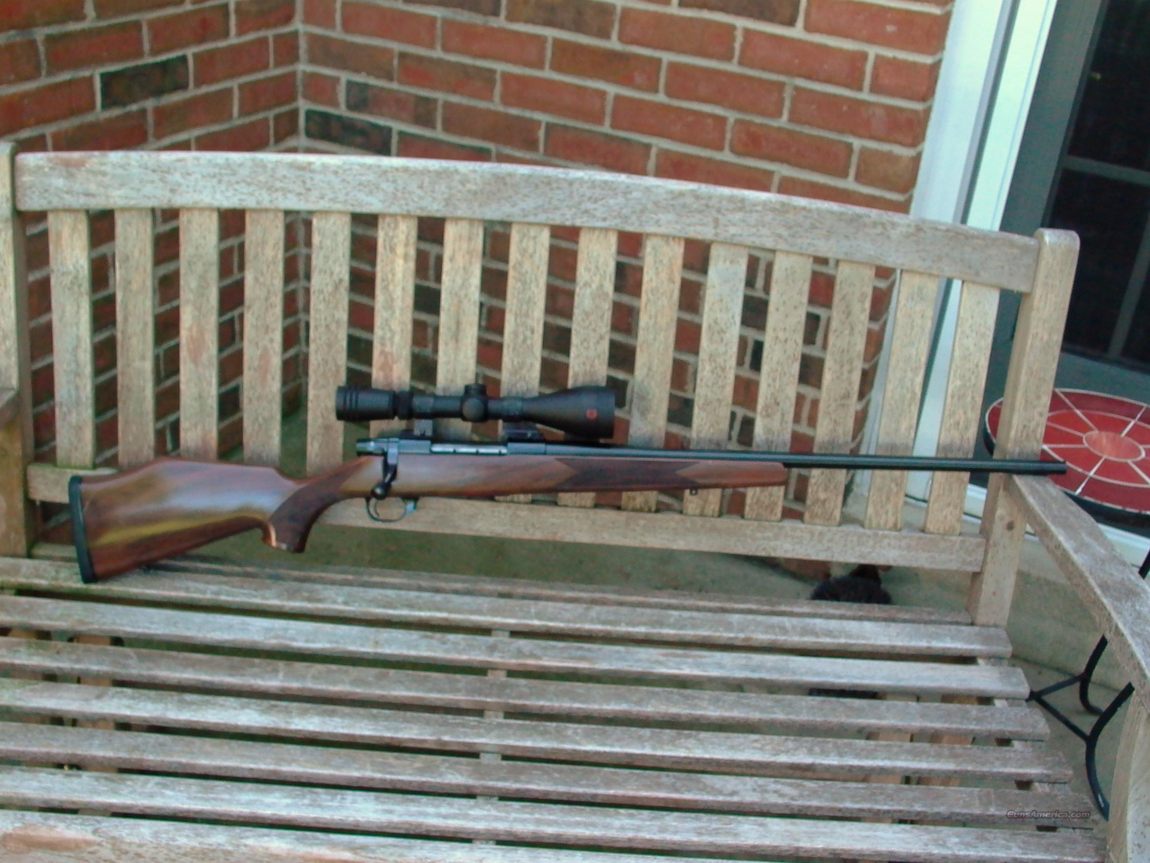 Weatherby Vanguard 300 Wby Magnum  Guns > Rifles > Weatherby Rifles > Sporting