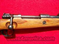 WWII German 98K Mauser  Mauser Rifles > German