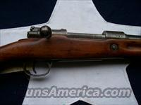 German WWI Mauser Gew.98  Guns > Rifles > Mauser Rifles > German