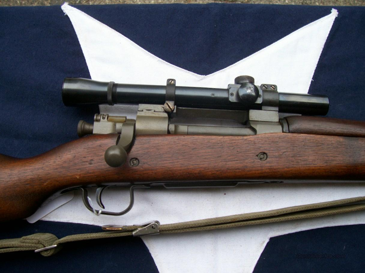 US Remington M1903-A4  Guns > Rifles > Military Misc. Rifles US > Sniper Variants