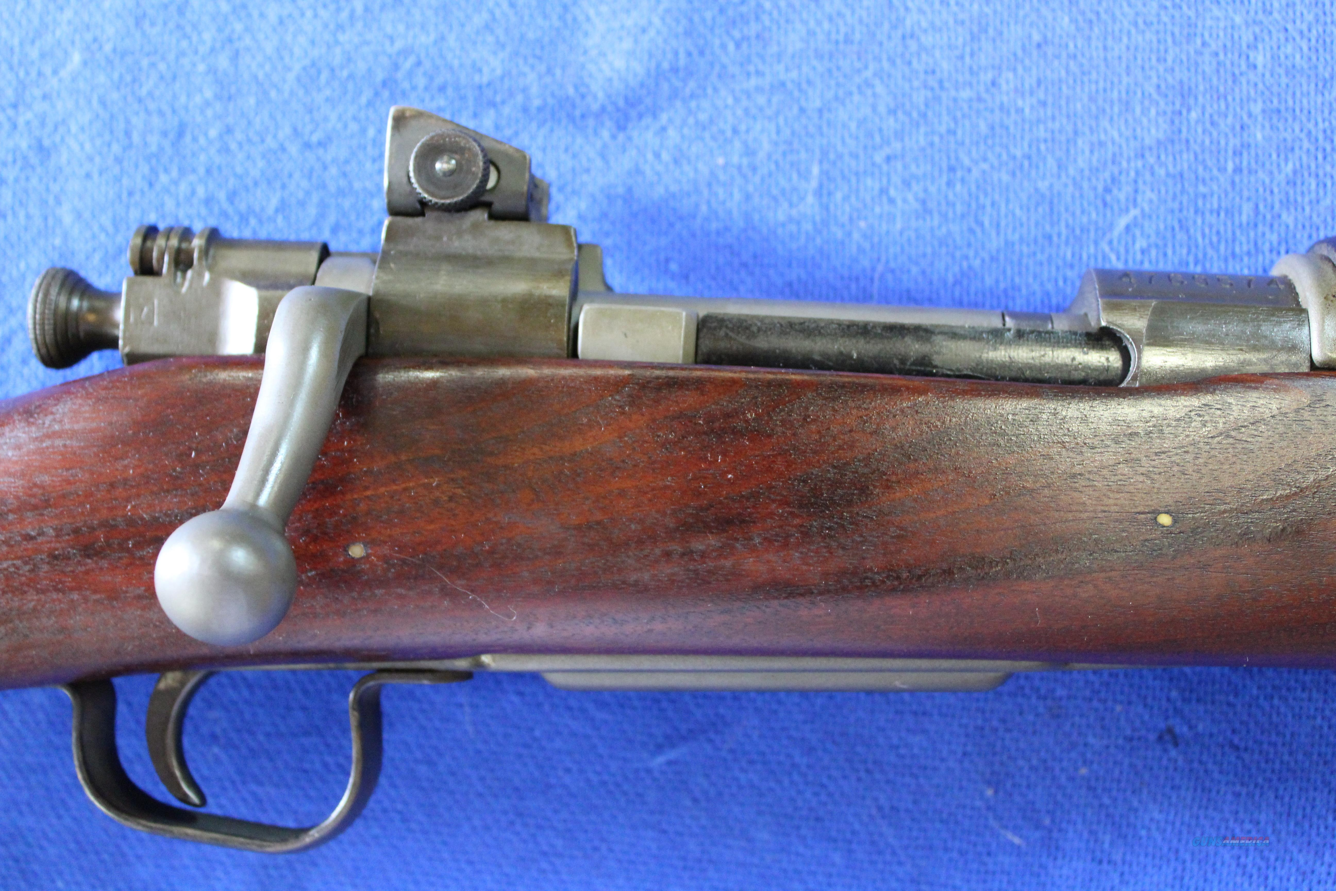 US Smith-Corona M1903-A3  Guns > Rifles > Military Misc. Rifles US > 1903 Springfield/Variants