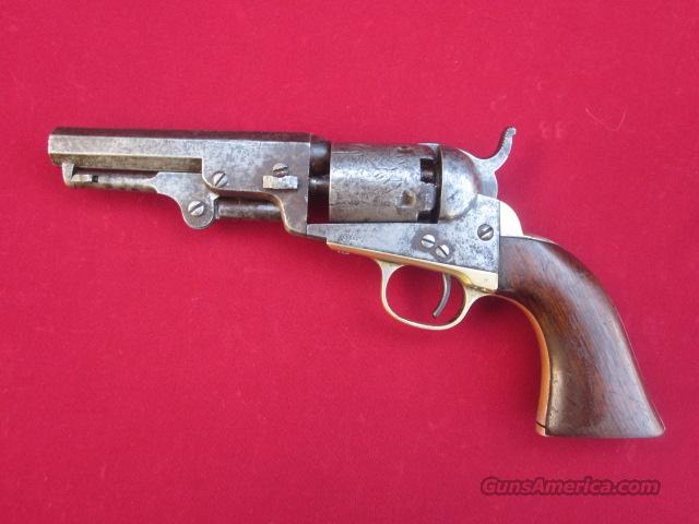 Colt Mod.1849  Guns > Pistols > Colt Percussion Revolver - Pre-1899