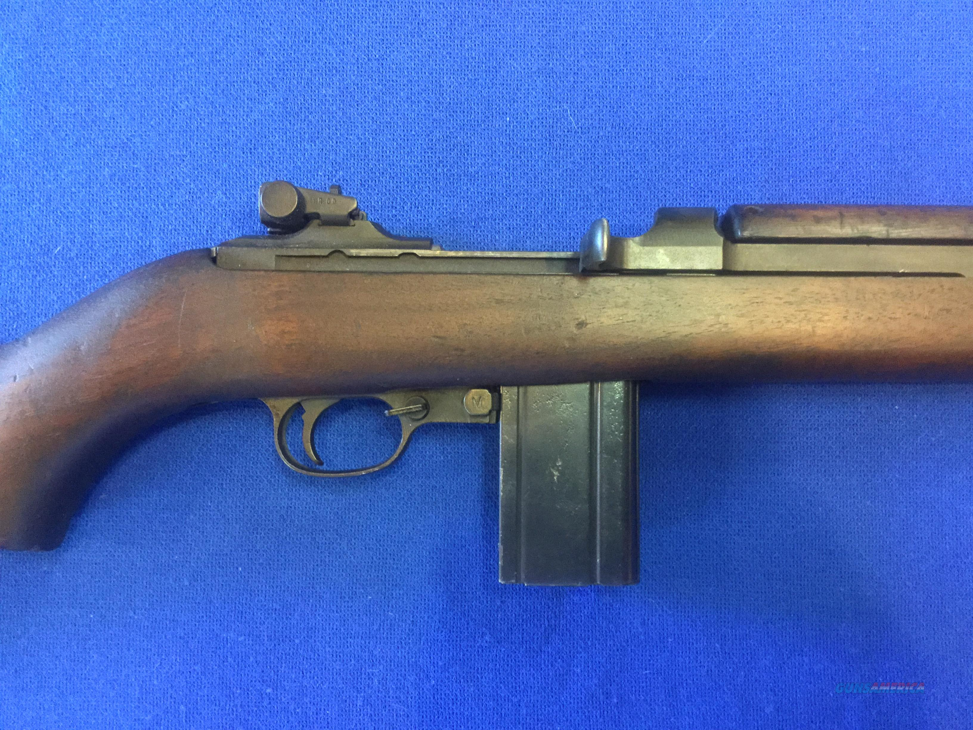 US Underwood M1 Carbine  Guns > Rifles > Military Misc. Rifles US > M1 Carbine