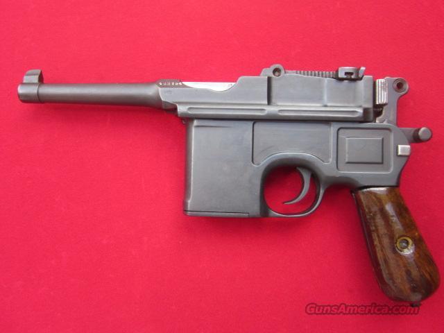 Mauser Bolo C96  Guns > Pistols > Mauser Pistols