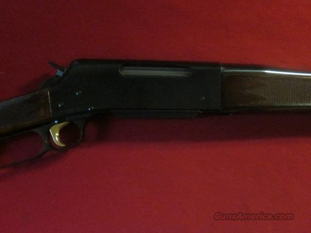 Browning Mod.BLR81L  Guns > Rifles > Browning Rifles > Lever Action