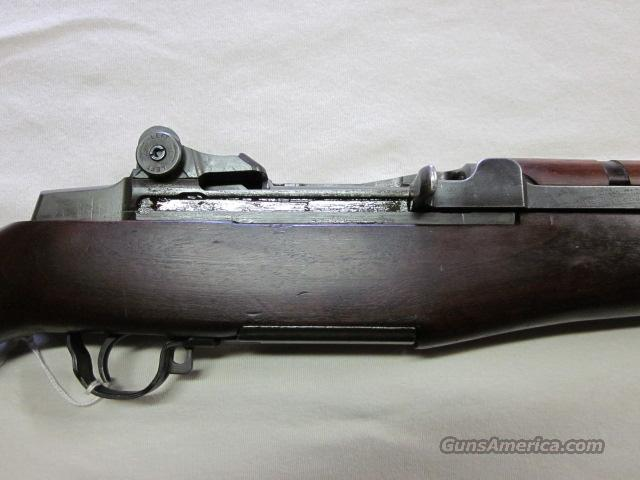 US Springfield M1 Garand  Guns > Rifles > Military Misc. Rifles US > M1 Garand