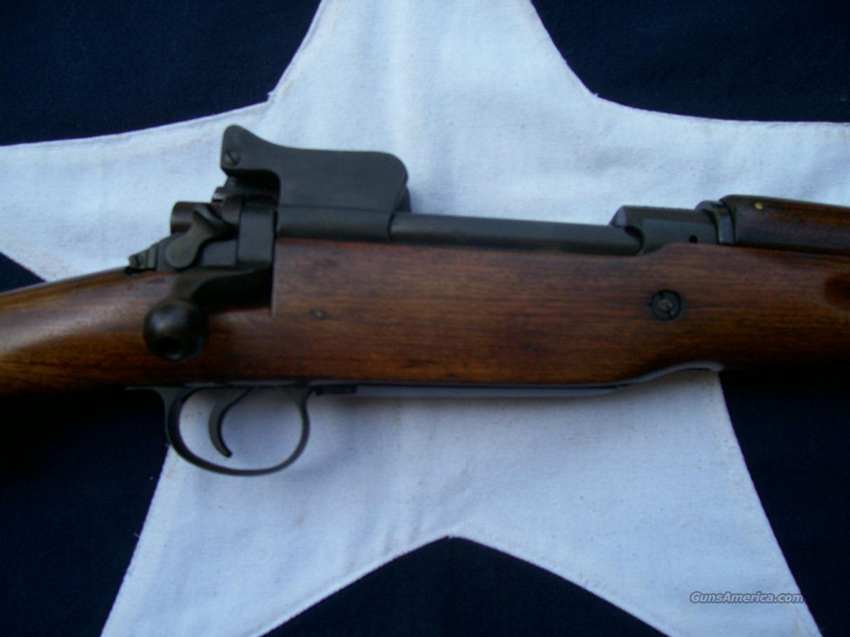 US Winchester M1917  Guns > Rifles > Military Misc. Rifles US > 1903 Springfield/Variants