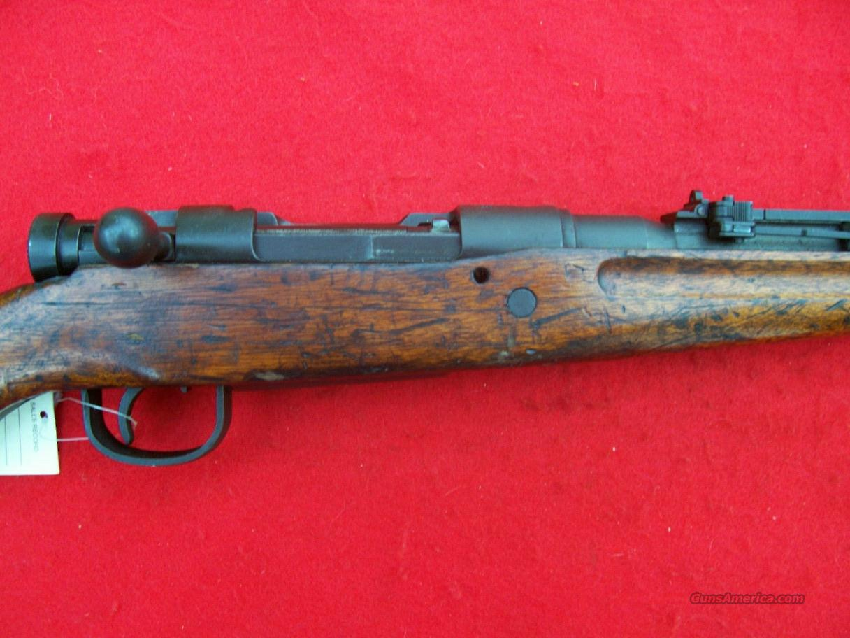 WWII Japanese Type 99  Guns > Rifles > Military Misc. Rifles Non-US > Other