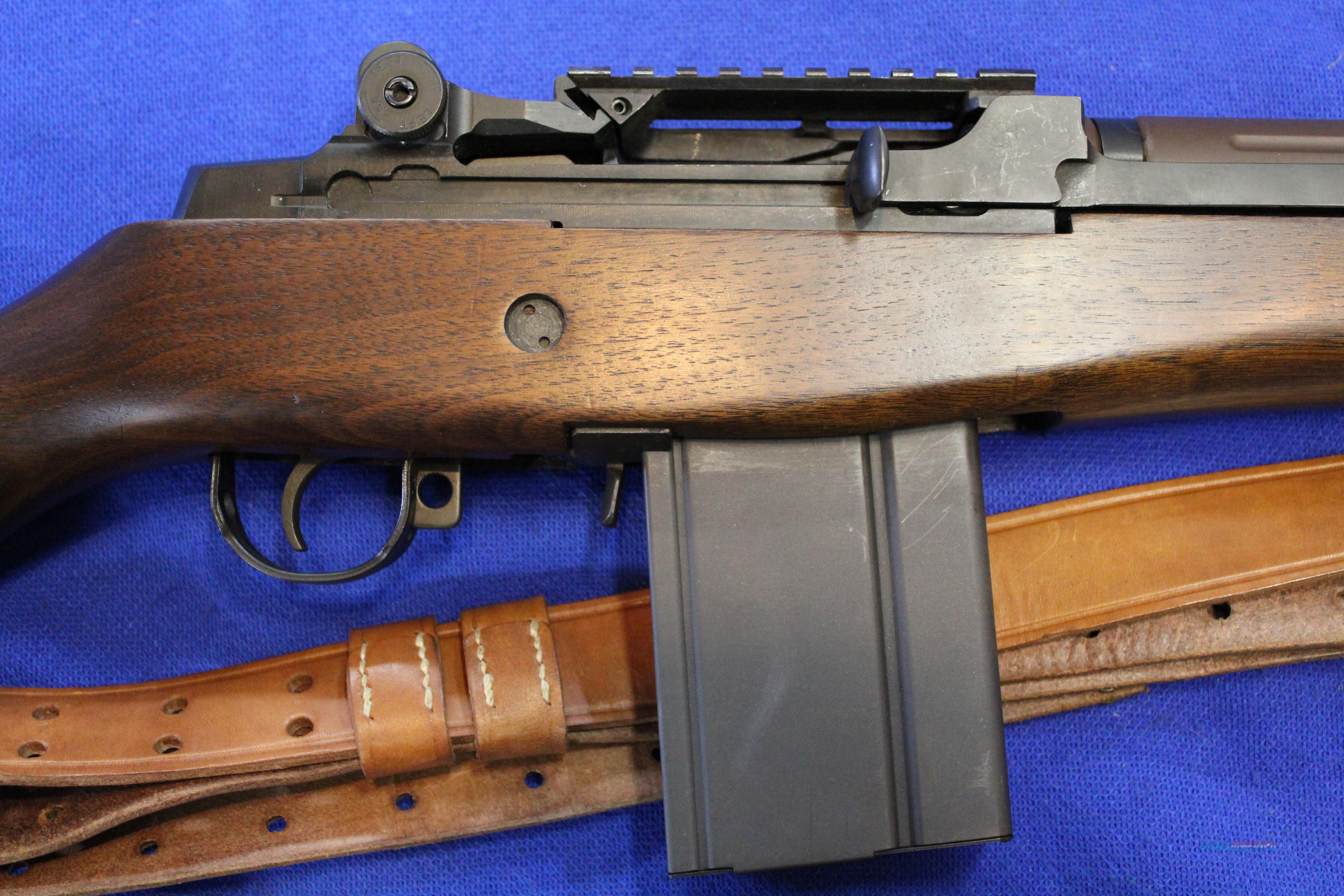 Springfield Armory M1A Loaded  Guns > Rifles > Springfield Armory Rifles > M1A/M14
