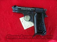 BERETTA M1935 ( 1942 )  Guns > Pistols > Beretta Pistols > Small Caliber Tip Out