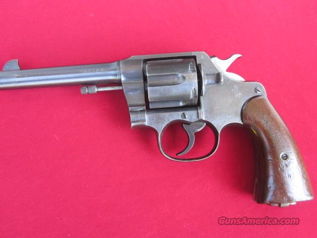 U.S.Colt Model 1917  Guns > Pistols > Colt Double Action Revolvers- Pre-1945