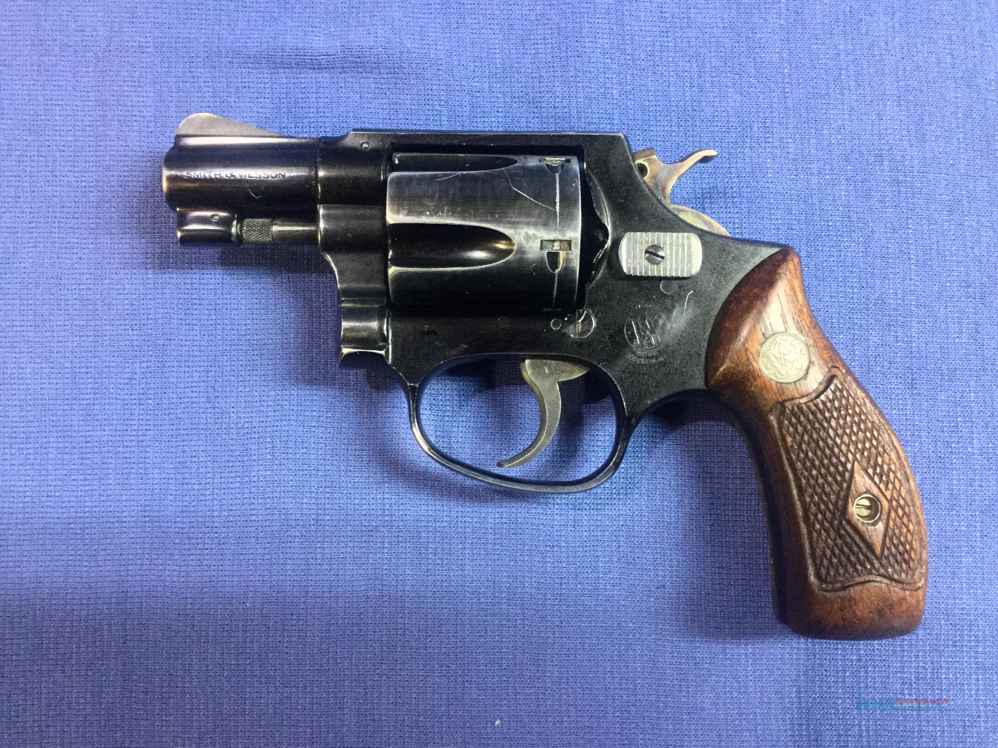 Smith & Wesson Pre- Model 37 Airweight   Guns > Pistols > Smith & Wesson Revolvers > Pocket Pistols