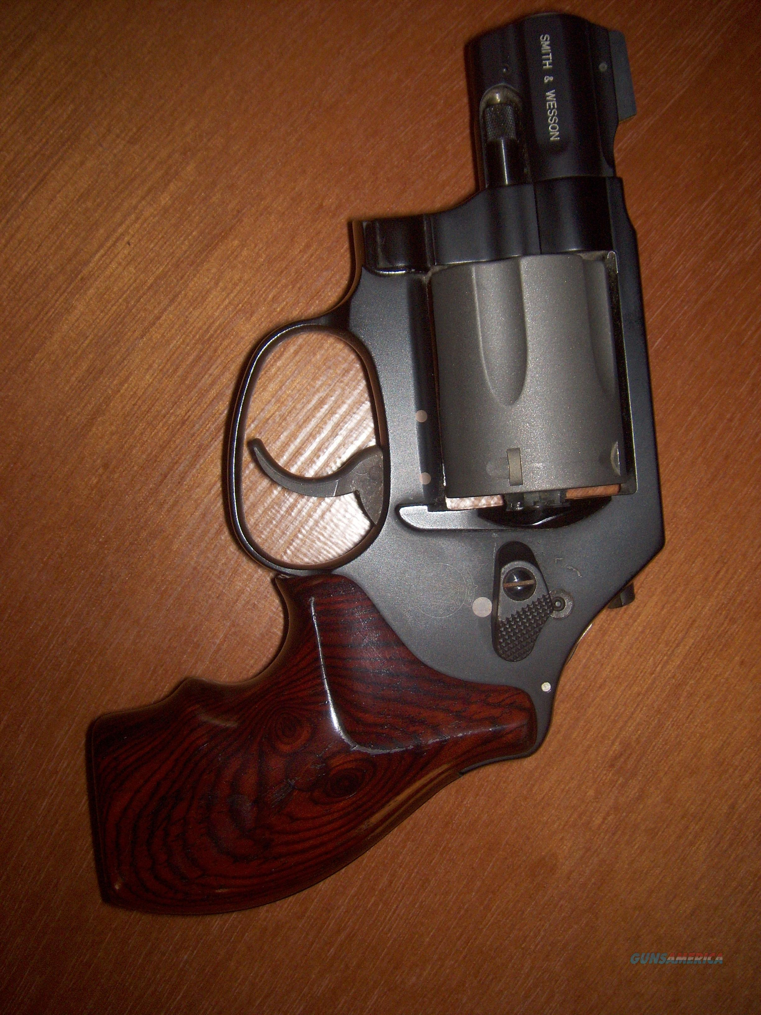 Smith and Wesson 360pd  Guns > Pistols > Smith & Wesson Revolvers > Small Frame ( J )