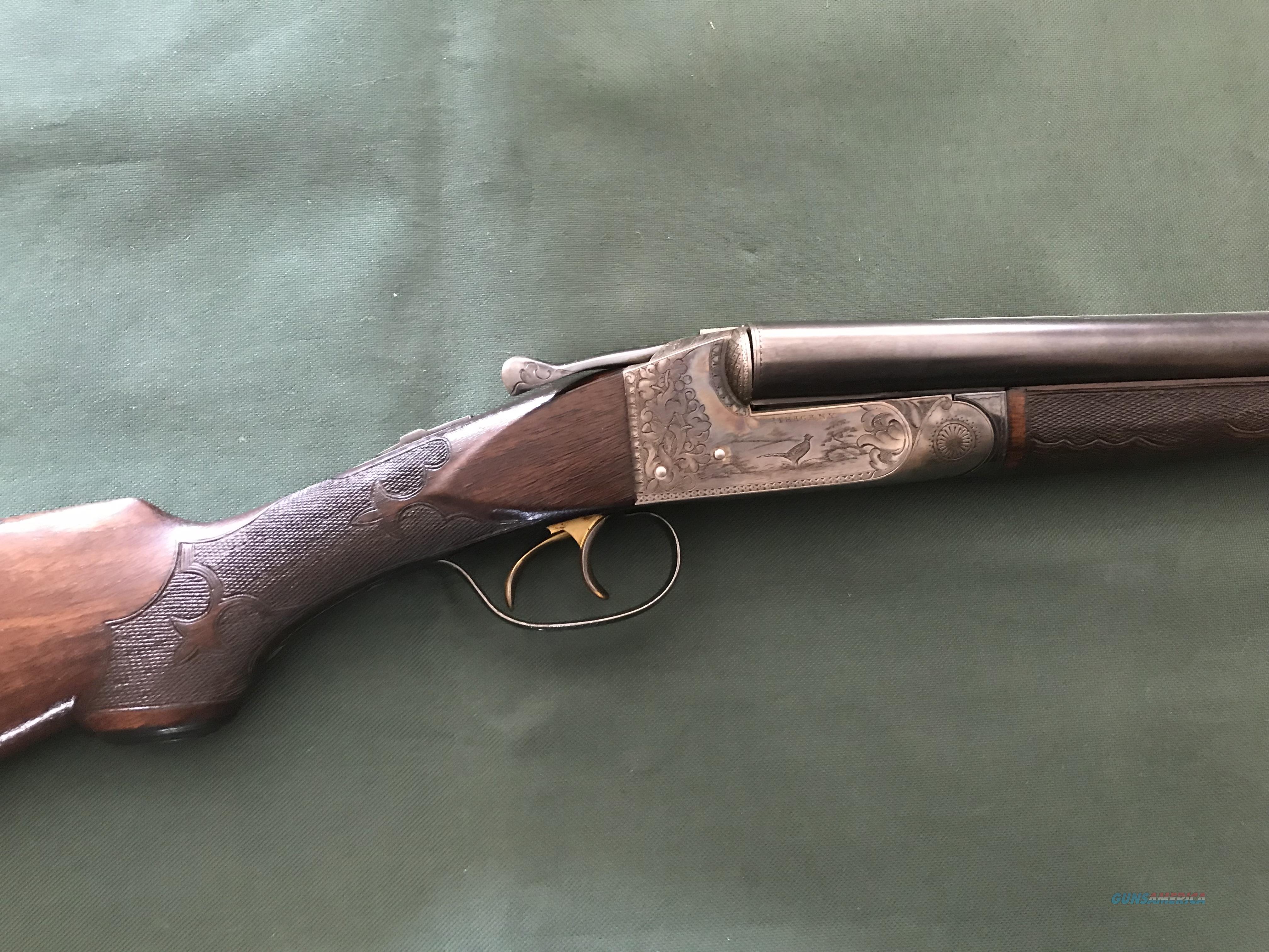 Ithaca Flues 4E 20 Ga. - Very High Condition  Guns > Shotguns > Ithaca Shotguns > SxS