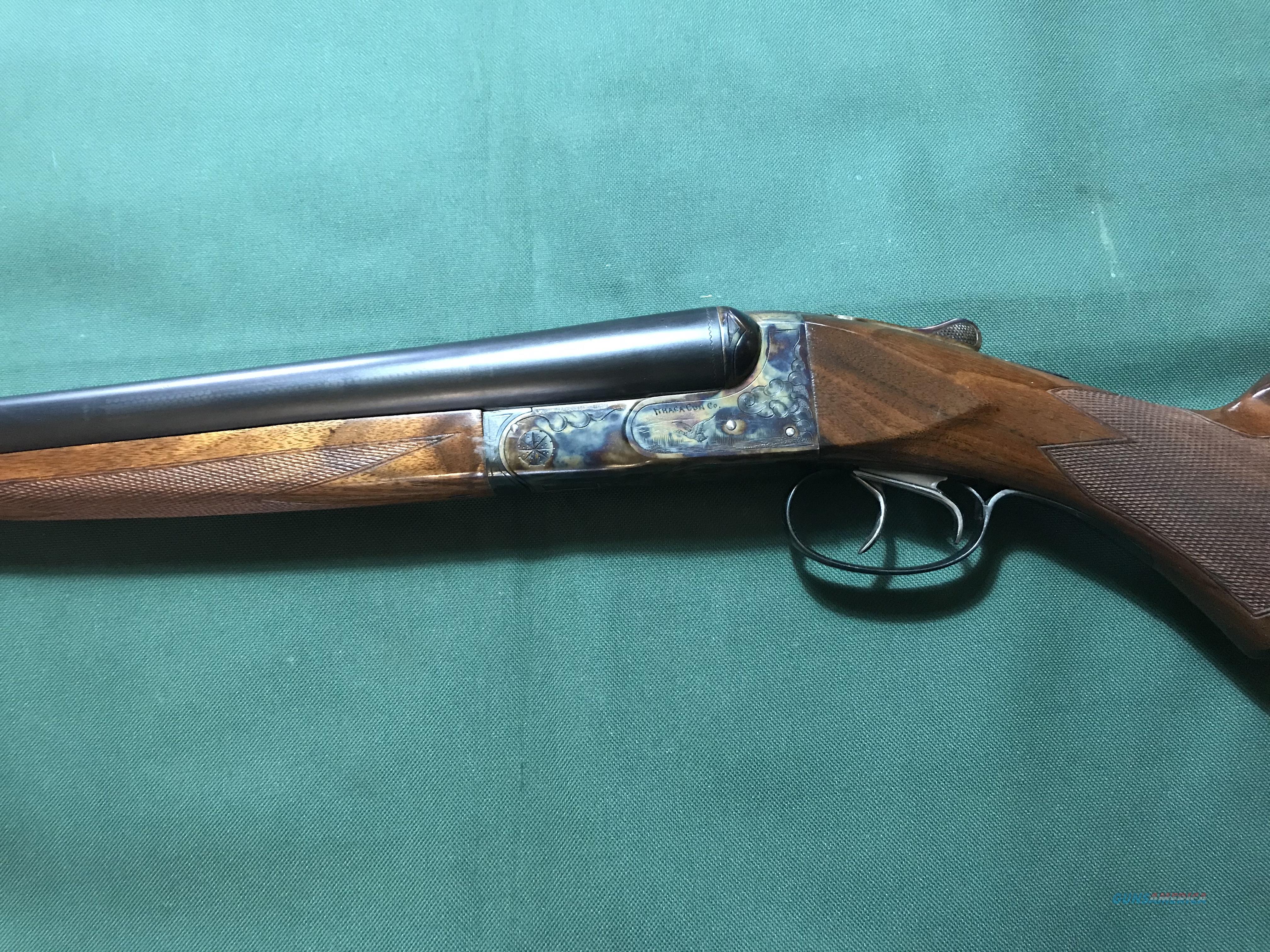 Ithaca NID Grade 2 Magnum 12 Ga - Very Rare  Guns > Shotguns > Ithaca Shotguns > SxS