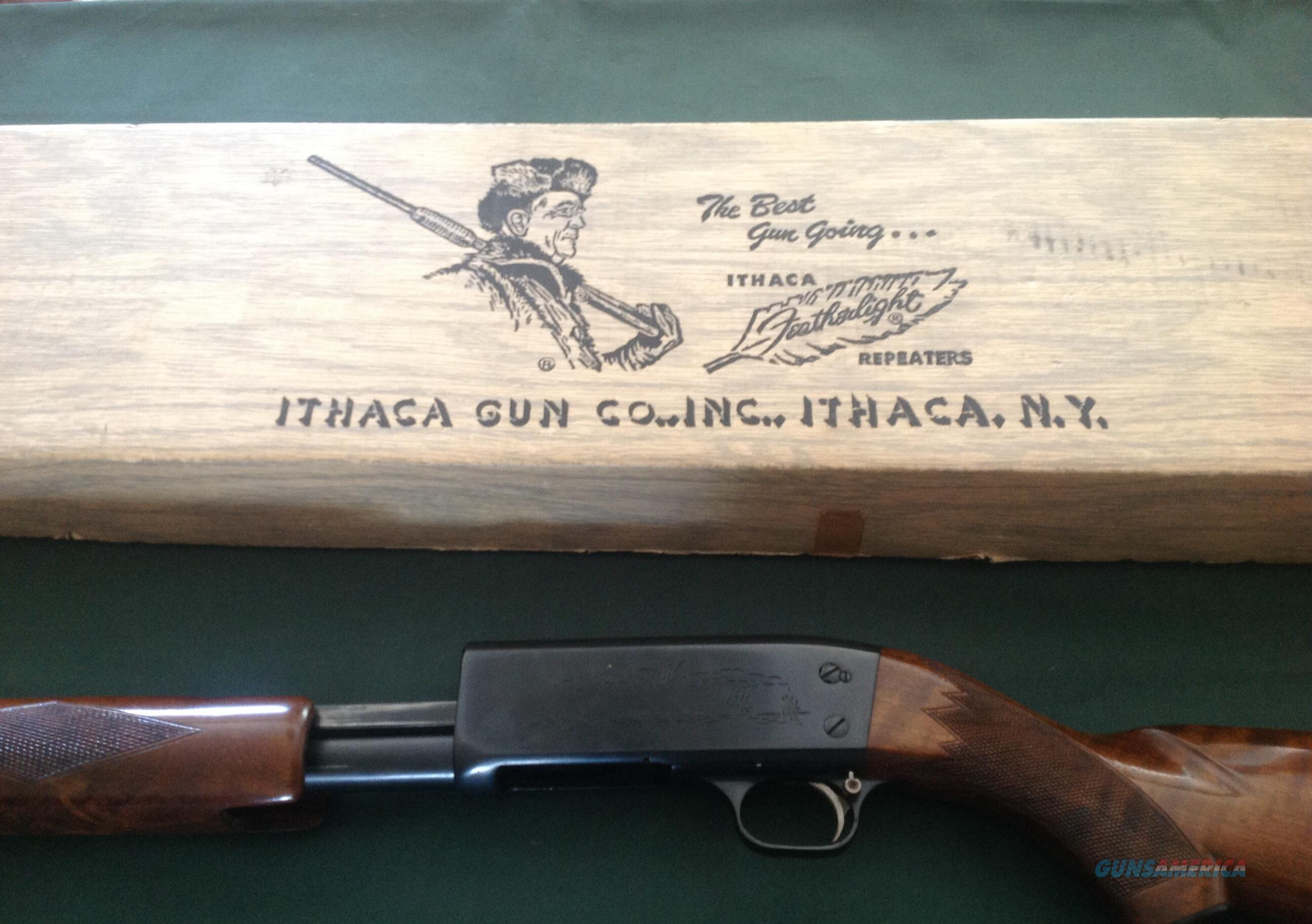 Ithaca Model 37 Supreme Grade - NIB  Guns > Shotguns > Ithaca Shotguns > Pump