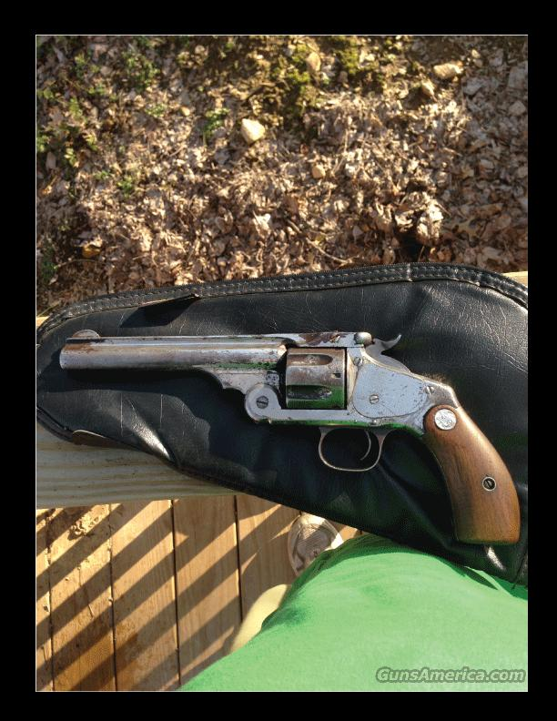 Smith and Wesson New Model 3  Guns > Pistols > Smith & Wesson Revolvers > Pre-1899