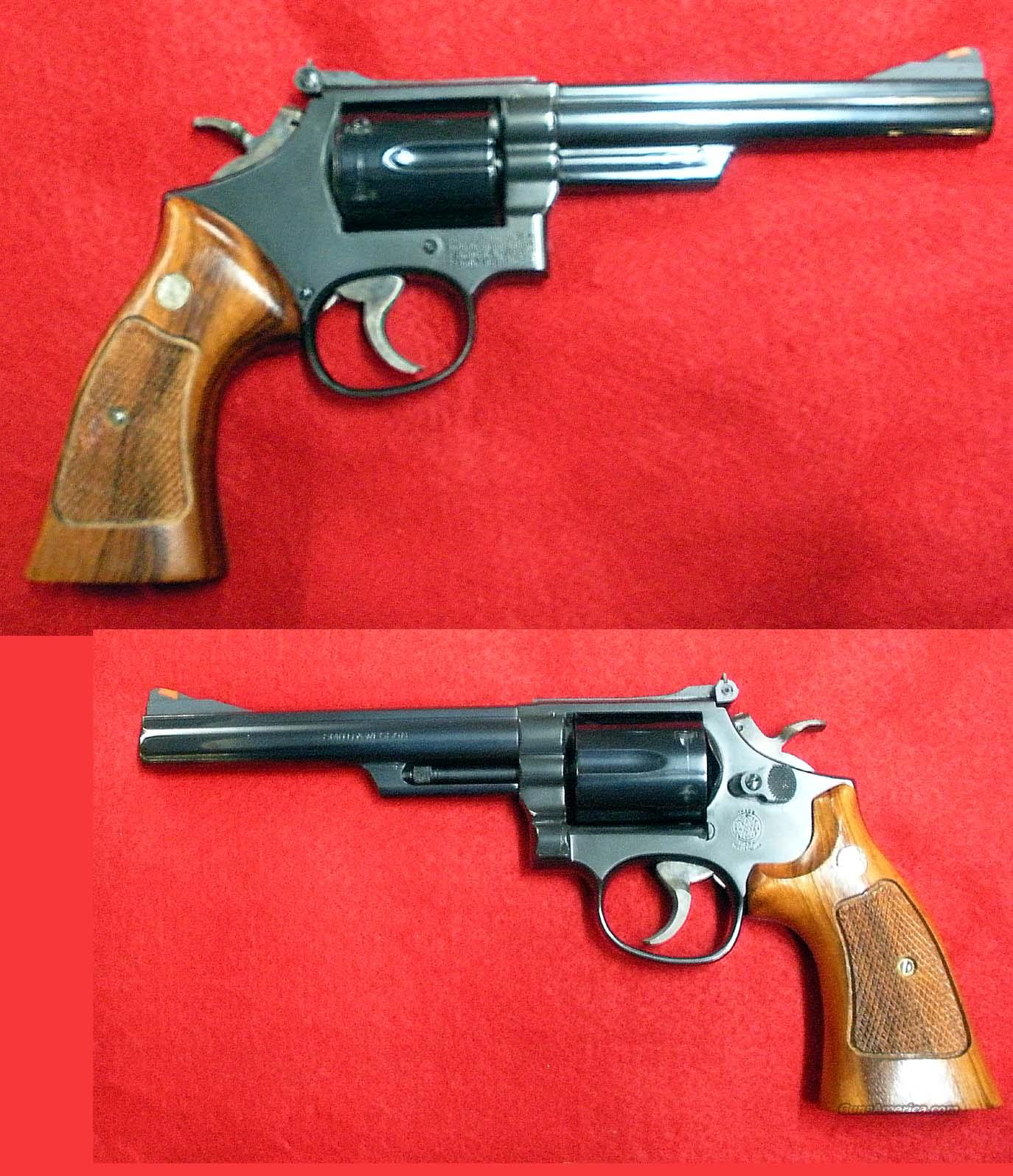 S&W 19-4  Guns > Pistols > Smith & Wesson Revolvers > Full Frame Revolver