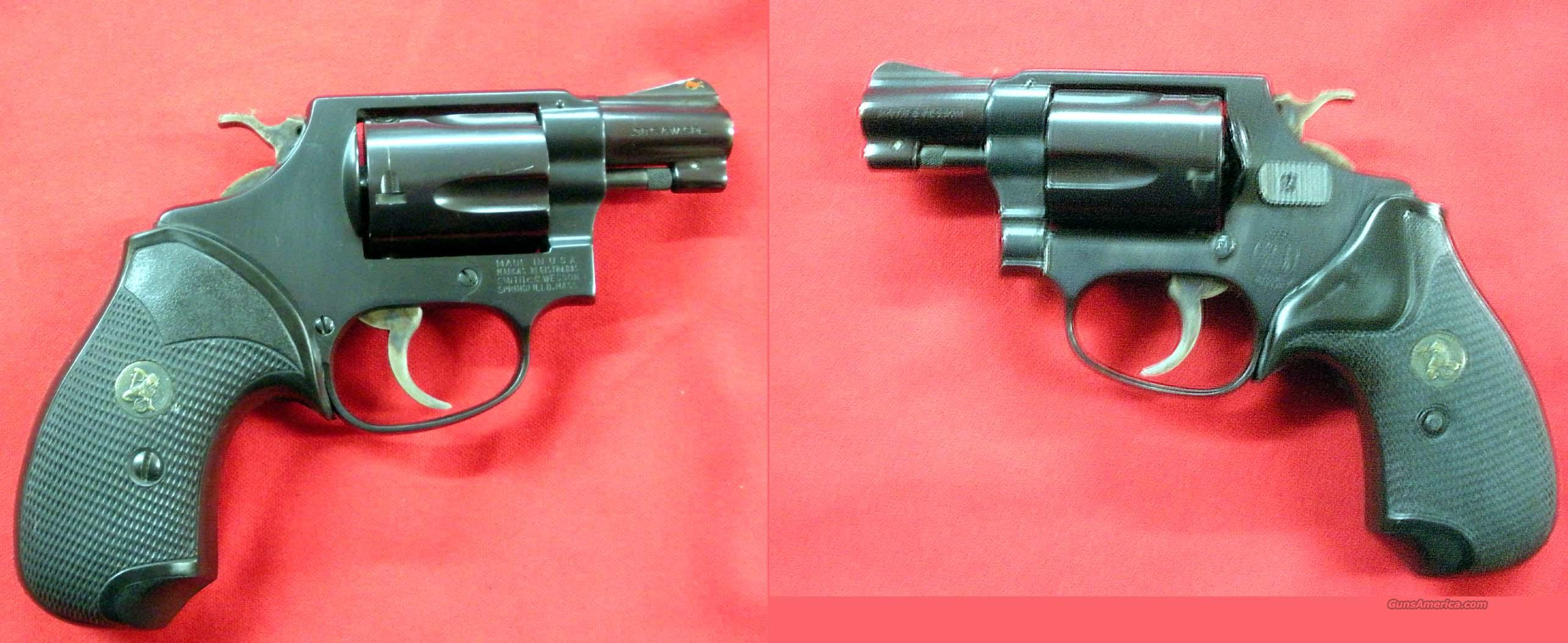 Mod 36  Guns > Pistols > Smith & Wesson Revolvers > Pocket Pistols