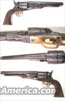 Colt Model 1860 Army  Guns > Pistols > Colt Percussion Revolver - Pre-1899