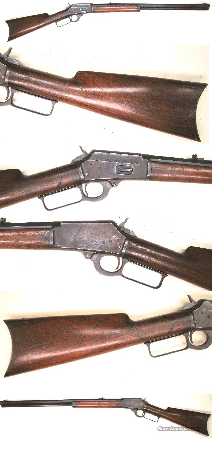 marlin model 1894 rifle 25 20 antique for sale. Black Bedroom Furniture Sets. Home Design Ideas