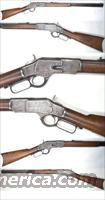 Winchester Model 1873 Rifle 44cal  Guns > Rifles > Winchester Rifles - Pre-1899 Lever