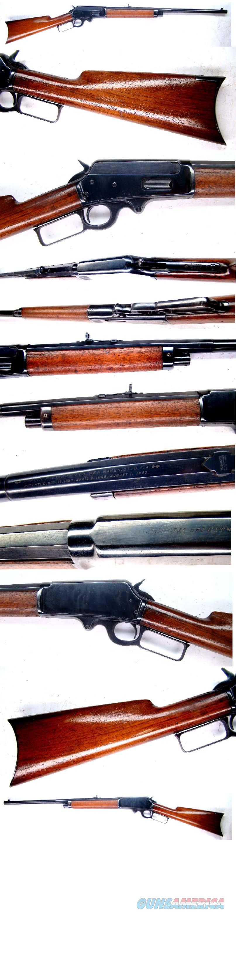 Marlin 1895 Sporting Rifle 45-90  Guns > Rifles > Marlin Rifles > Pre-1899