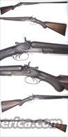 Colt Model 1878 Double Barrel Shotgun 10 ga  Guns > Shotguns > Colt Shotguns