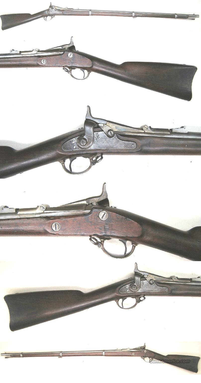 Springfield 2nd Allin Conversion Trapdoor  Guns > Rifles > Military Misc. Rifles US > Pre-1900