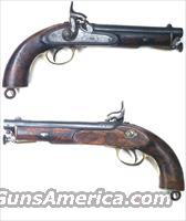 British Military Pistol  Guns > Pistols > Antique (Pre-1899) Pistols - Perc. Misc.