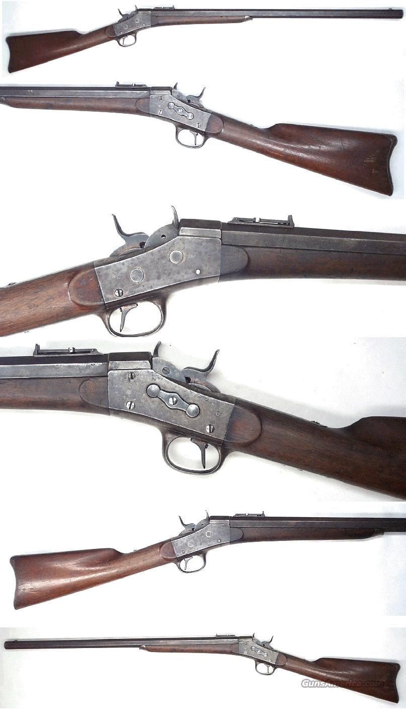 Remington M.1 1/2 Sporting Rifle   Guns > Rifles > Remington Rifles - Pre-1899