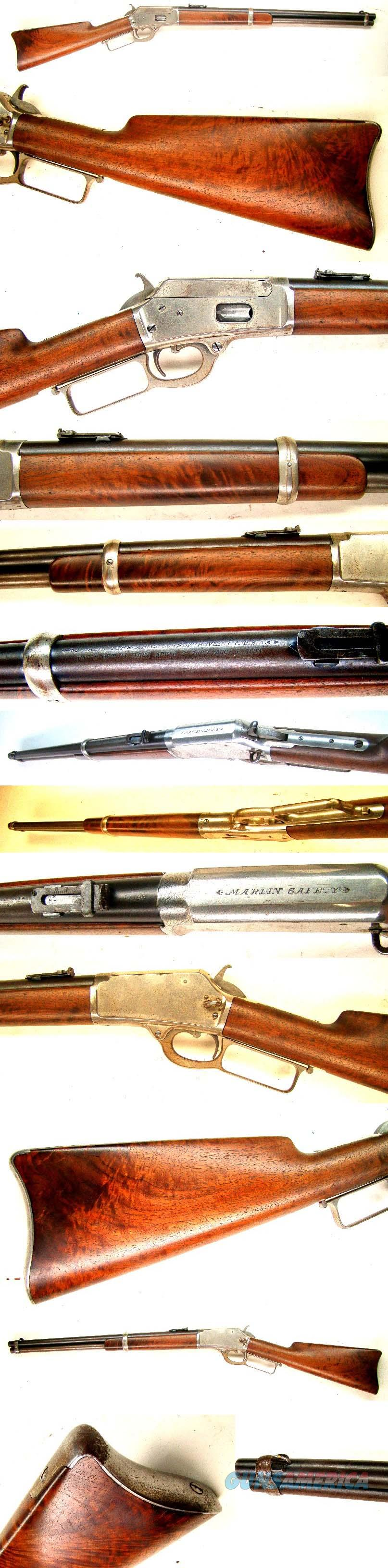 Marlin Model 1889 Carbine special order  Guns > Rifles > Winchester Rifles - Pre-1899 Lever