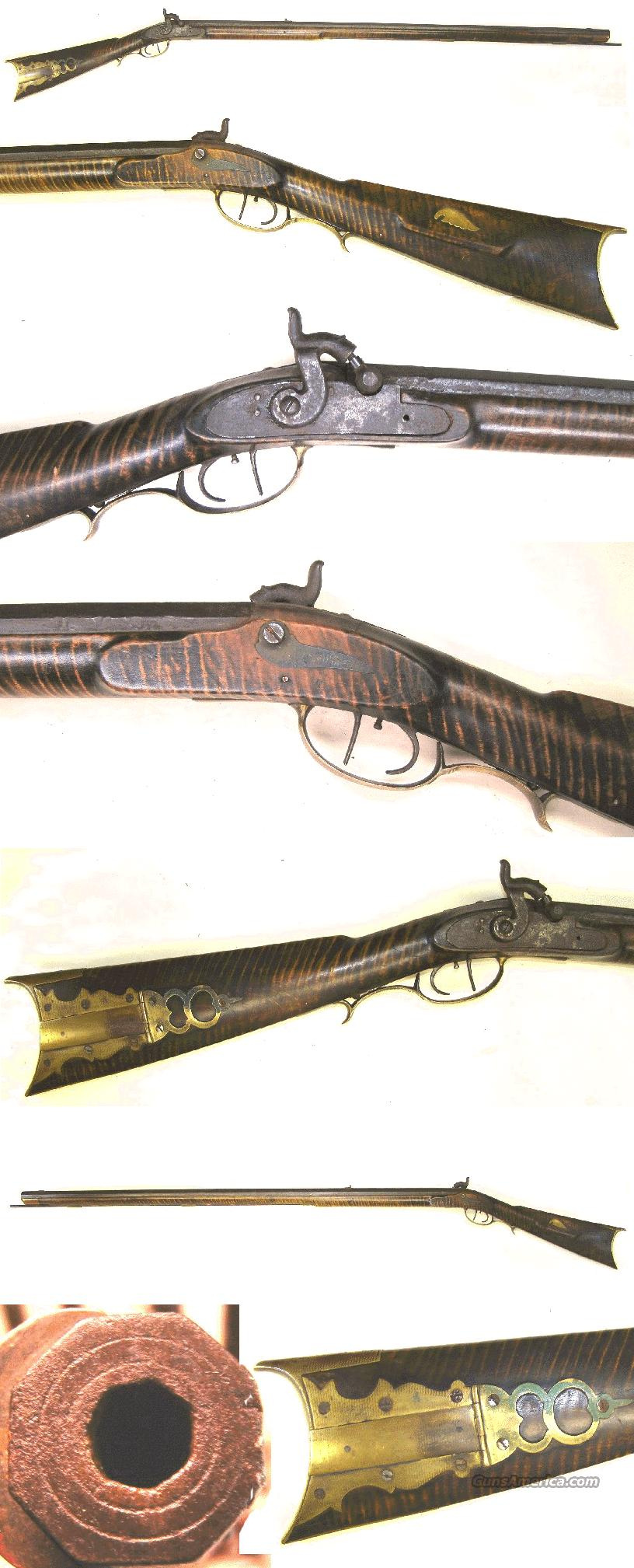 Kentucky Rifle   Guns > Rifles > Muzzleloading Pre-1899 Rifles (perc)