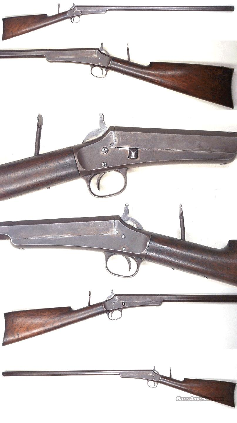 Lee Arms Co Target Rifle  Guns > Rifles > Antique (Pre-1899) Rifles - Ctg. Misc.