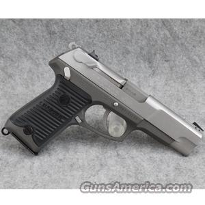 Ruger P 89  9mm Pistol - USED IN LIKE NEW CONDITION!  Guns