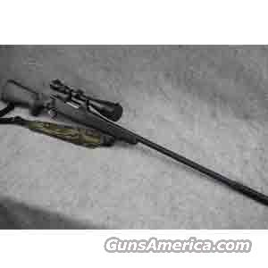 Browning A-Bolt 7mm Remington Magnum Rifle with BOSS and Nikon Scope - USED IN VERY GOOD CONDITION!  Guns