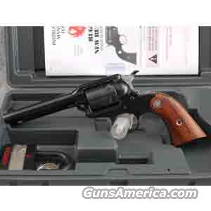 Ruger Bearcat .22 LR. Single Action Revolver In Factory Box - USED IN LIKE NEW CONDITION!  Guns