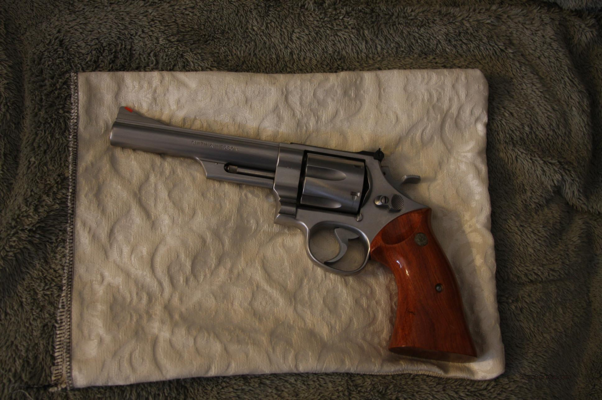 Smith and Wessson Model 629-1  Guns > Pistols > Smith & Wesson Revolvers > Model 629