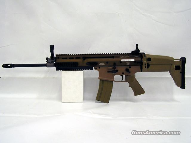 FN SCAR 16 Standard 5.56x45mm NATO (223 Rem.)  Guns > Rifles > FNH - Fabrique Nationale (FN) Rifles > Semi-auto > Other
