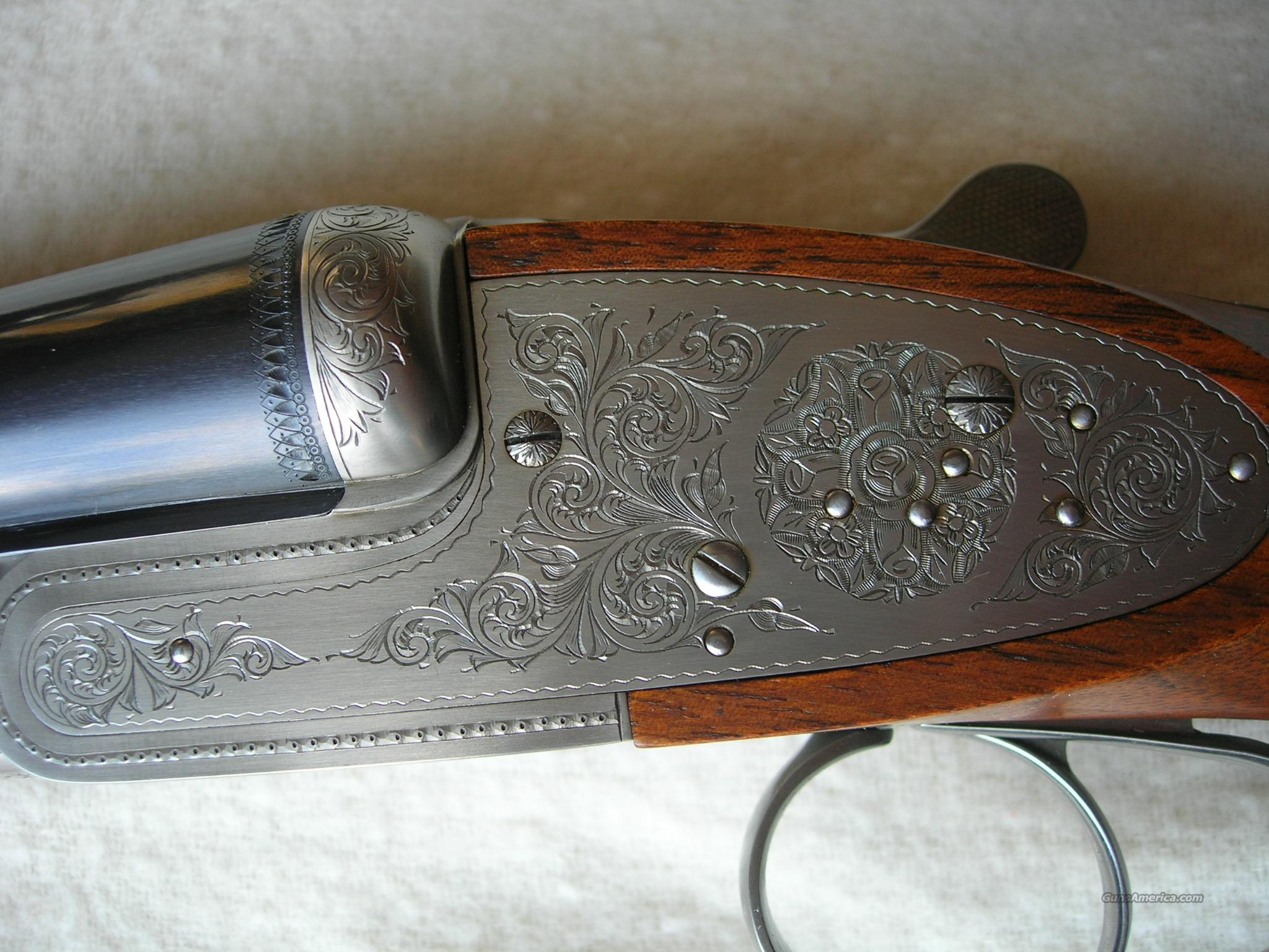Browning Sidelock BSS 12GA Unfired  Guns > Shotguns > Browning Shotguns > Side by Sides
