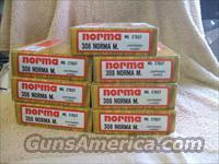 .308 Norma NEW brass  Reloading > Components > Brass