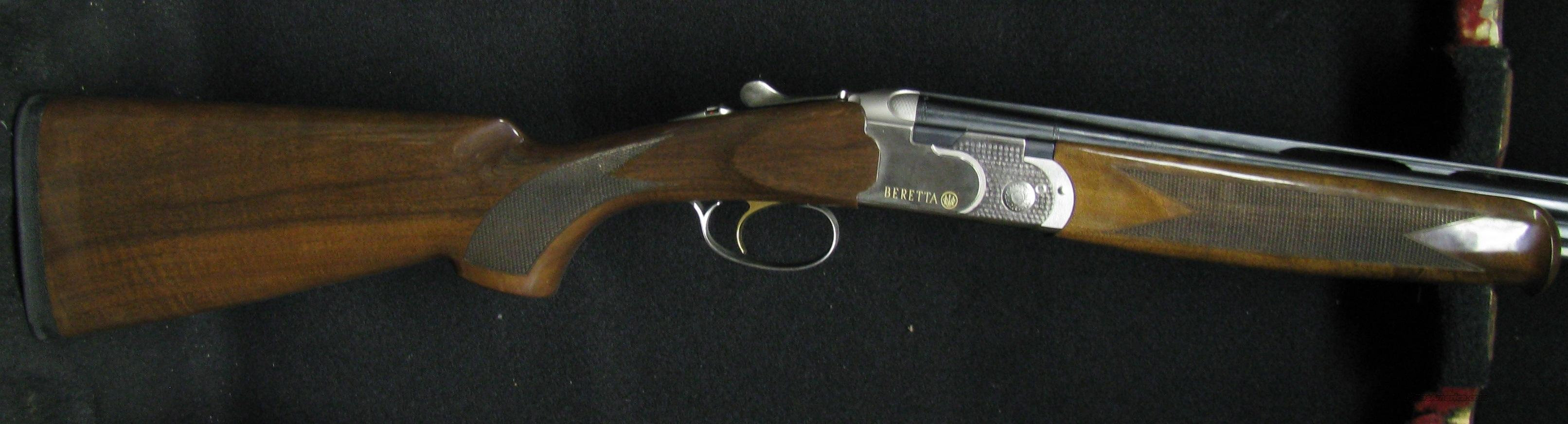 "Beretta 686 White Onyx 28 gauge, 28"" barrels, new in case with chokes  Guns > Shotguns > Beretta Shotguns > O/U > Hunting"